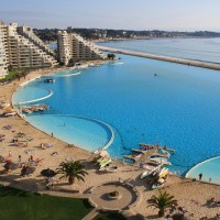 Fancy a swim? 10 amazing pools that will seduce you Fancy a swim? 10 amazing pools that will seduce you Amazing pools San Alfonso del Mar Resort1 200x200