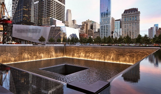 The 7 Best New Architecture in New York The 7 Best New Architecture in New York 9 11 memorial pools1