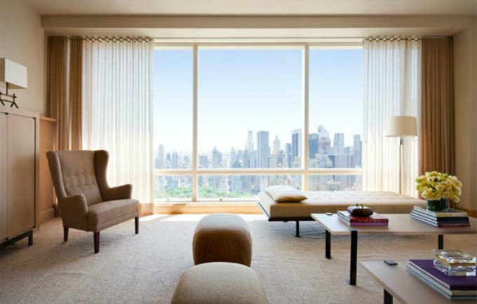 Interior Design of Apartment in Central Park Interior Design of Apartment in Central Park Central Park Home 2  Deco NY | Home Design Guide Central Park Home 2