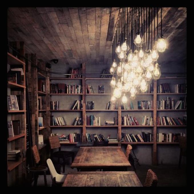 The best coffee shops interior design in manhattan for Interior decorator manhattan