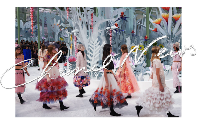 SPRING-SUMMER 2015 HAUTE COUTURE: CHANEL  SPRING-SUMMER 2015 HAUTE COUTURE: CHANEL  chanel1