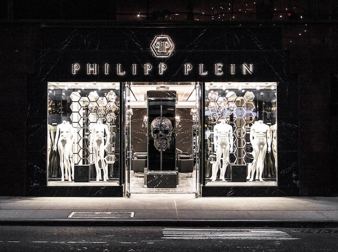 PHILIPP PLEIN OPENS ITS FIRST BOUTIQUE IN NEW YORK PHILIPP PLEIN OPENS ITS FIRST BOUTIQUE IN NEW YORK philipp plein shop new york madison 1
