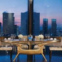 luxury five-star hotel: FOUR SEASONS, NEW YORK