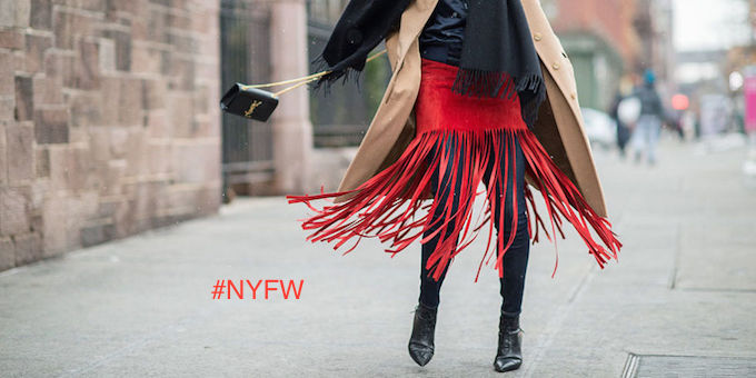 Street Style: New York Fashion Week 2015 Street Style: New York Fashion Week 2015 Street style from New York Fashion Week 2015