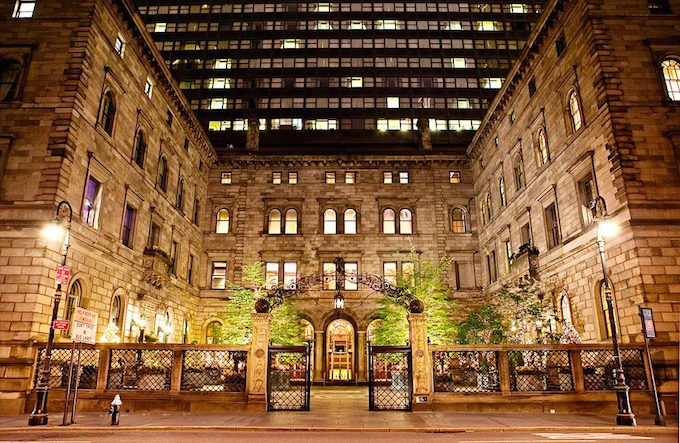 The New York Palace Hotel: World's Best Places to Stay The New York Palace Hotel: World's Best Places to Stay exterior The New York Palace Hotel