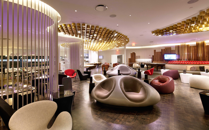 Virgin Atlantic Clubhouse at JFK, NY Virgin Atlantic Clubhouse at JFK, NY 2  Deco NY | Home Design Guide 2