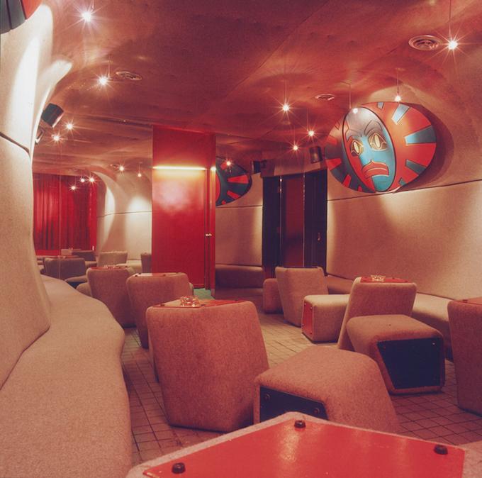 TOTEM BAR & LOUNGE NEW YORK, NY TOTEM BAR & LOUNGE NEW YORK, NY TOT Lounge 1  Deco NY | Home Design Guide TOT Lounge 1