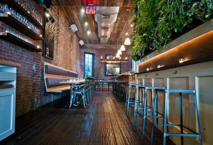 """Colonie Restaurant in Brooklyn Heights, NYC"""