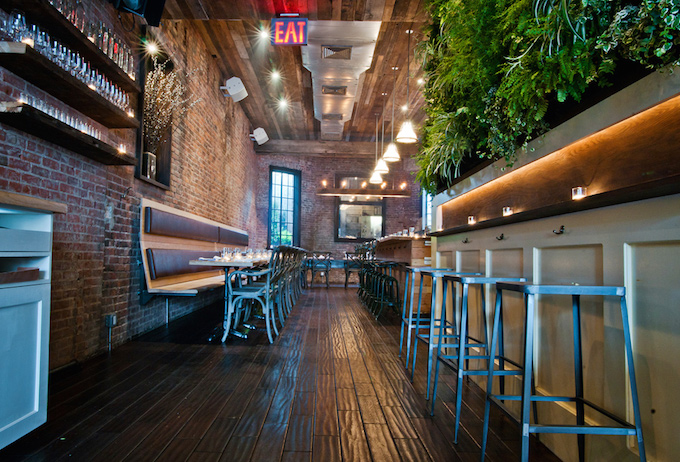 """Colonie Restaurant in Brooklyn Heights, NYC"""