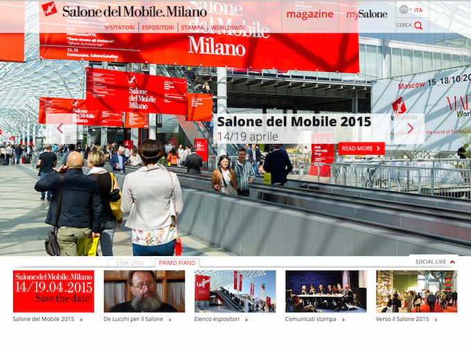 ISALONI 2015: LUXURY FURNITURE BRANDS ISALONI 2015: LUXURY FURNITURE BRANDS isaloni15