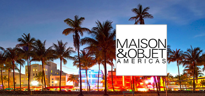 Maison & Objet Americas: Top 5 Luxury Brands Exhibitors Maison & Objet Americas: Top 5 Luxury Brands Exhibitors 52a22e4d4101dMOamericas 725xx