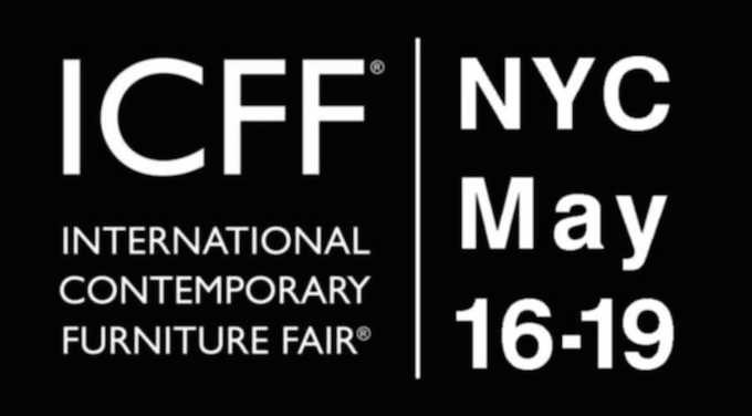 """ICFF 2015: International Contemporary Furniture Fair"""