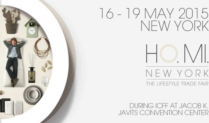 What can you expect from ICFF 2015: HO.MI. New York What can you expect from ICFF 2015: HO.MI. New York capa2