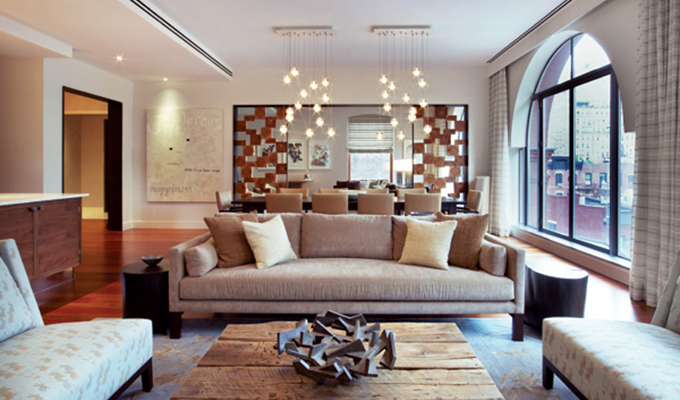 Apartment in New York by Betty Wasserman Apartment in New York by Betty Wasserman Apartment in New York by Betty Wasserman capa