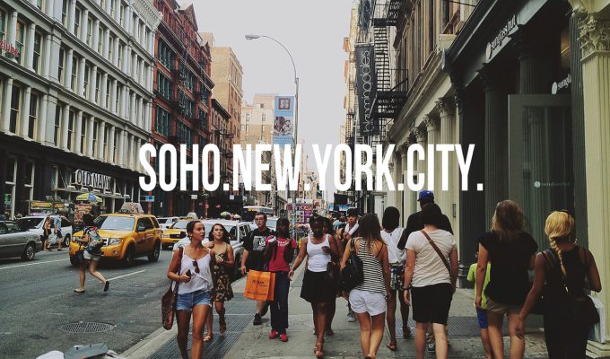 6 Best Stores in Soho, New York Best Stores in Soho 6 Best Stores in Soho, New York capa