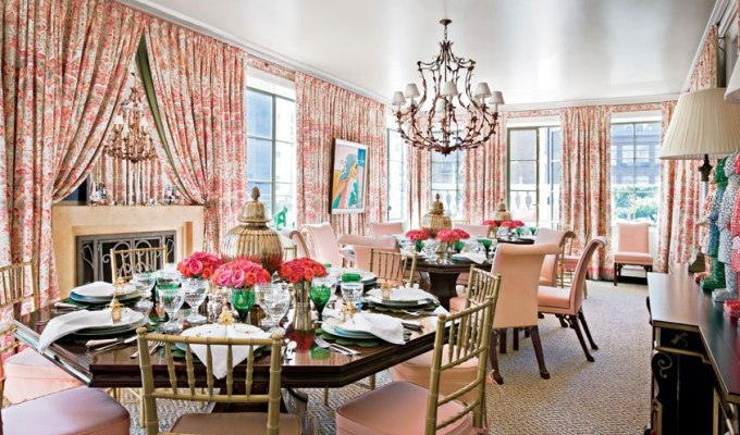 Top decor ideas: Decorate your dining room with Mario Buatta Top decor ideas: Decorate your dining room with Mario Buatta Top decor ideas: Decorate your dining room with Mario Buatta capa1