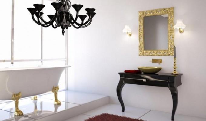 10 Top decor ideas: Luxury bathroom furniture