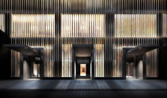 Baccarat Hotel in New York City: Opulence in Interior Design Baccarat Hotel in New York City: Opulence in Interior Design Baccarat Hotel in New York City: Opulence in Interior Design capa4