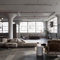 Top decor ideas: A New York loft by Piero Lissoni