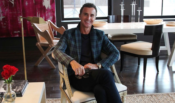 Top Interior Designer | Antony Todd