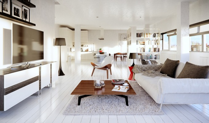 Interior Design ideas: Decorating Lofts
