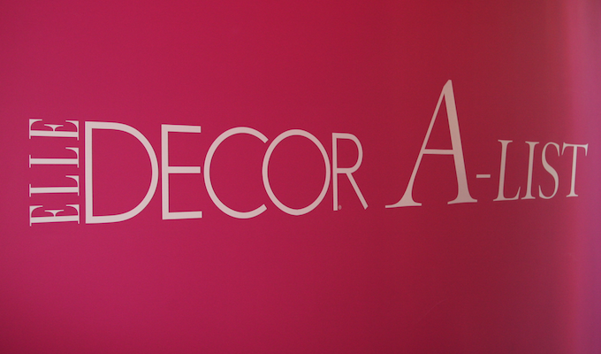 INTERIOR DESIGNERS IN 2014 BY ELLE DECOR