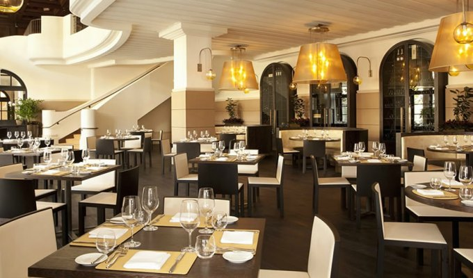 TOP 10_Trendy Restaurants in New York