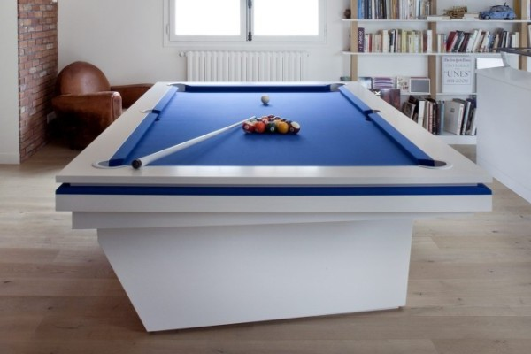 20 Outrageous Tables for a Playful Gaming Room