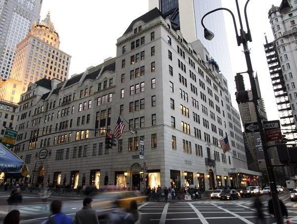 BERGDORF GOODMAN NYC RENOVATES ITS FIFTH AVENUE STORE
