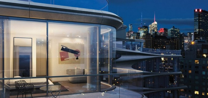 EXPLORE ZAHA HADID'S 520 WEST 28TH RESIDENCES IN NEW YORK