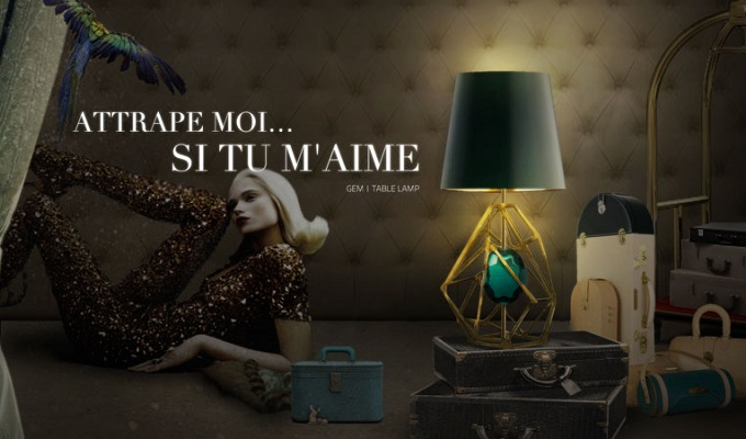 TOP 20 Luxurious Table Lamps for a Glamorous Design TOP 20 Luxurious Table Lamps for a Glamorous Design TOP 20 Luxurious Table Lamps for a Glamorous Design
