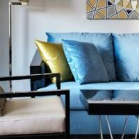 Blue Sofas - Inspirations for 2016
