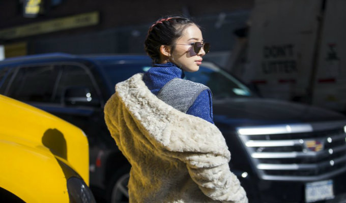 The Top Street Style From New York Fashion Week 2016 The Top Street Style From New York Fashion Week 2016 1