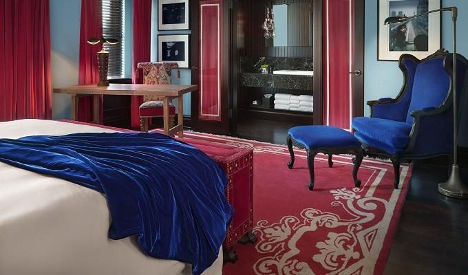TOP Hotels in NY - Gramercy Park Hotel