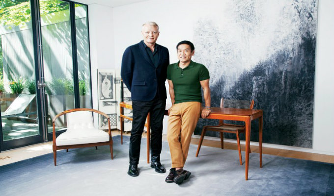 yabu pushelberg NY INTERIOR DESIGNERS: TOP 25 PROJECTS BY YABU PUSHELBERG Yabu Pushelberg