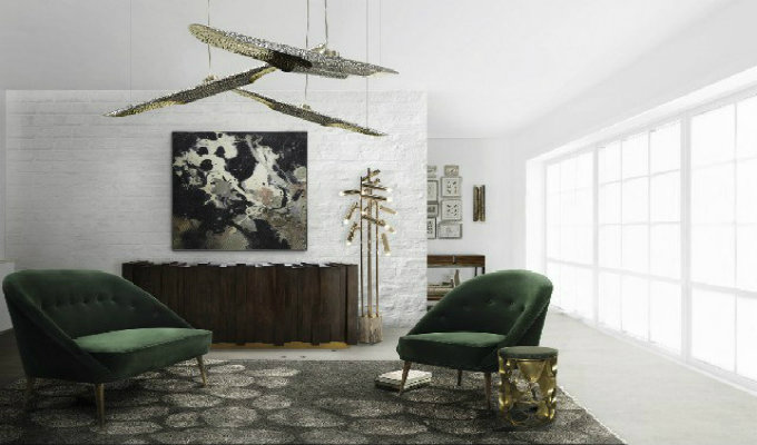 Cypress Floor Lamp by Brabbu 15 Modern Floor Lamps 15 Modern Floor Lamps Cypress Floor Lamp by Brabbu