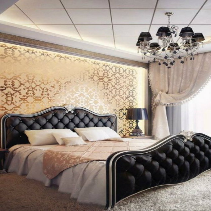 black and gold bedroom furniture top 18 luxury beds for your bedroom 18318