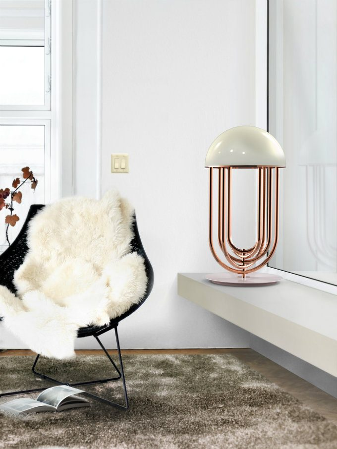 Modern table lamps- Turner by Delightfull  modern table lamps 10 MODERN TABLE LAMPS FOR YOUR HOME delightfull Turner