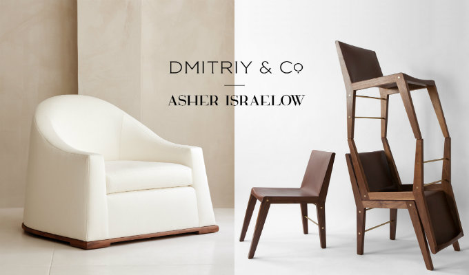 Dmitriy & Co. dmitriy & co ICFF SPOTLIGHTS : Dmitriy & Co. & Asher Israelow Dmitriy Co1