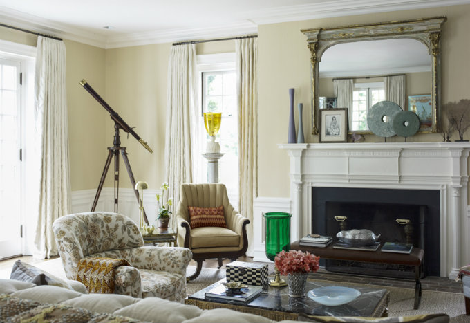 6 elegant residential projects by Bunny Williams-Delaware Home