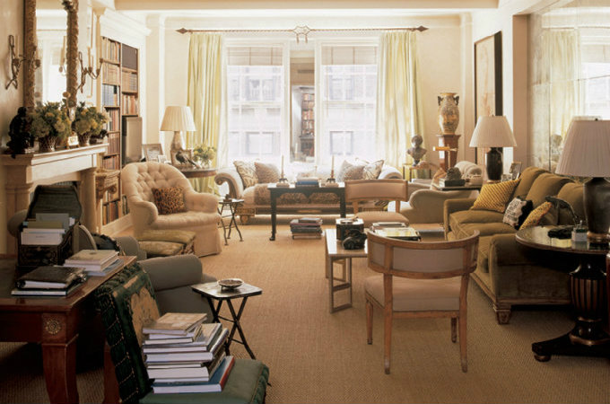 Bunny´s Apartement Bunny Williams 6 elegant residential projects by Bunny Williams IMAGEM DE CAPA