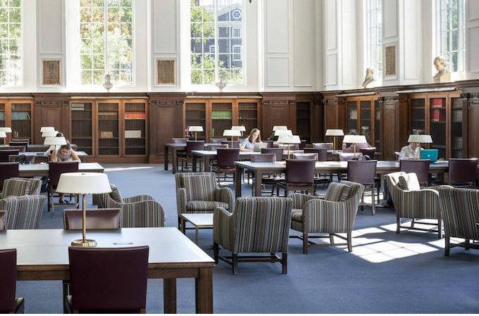 Selldorf Architects 5 elegant projects that Selldorf Architects made in NYC 04 Brown University John Hay Library 1686x2389