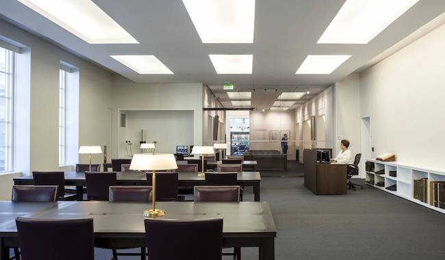 5 elegant projects that Selldorf Architects made in NYC.-BROWN UNIVERSITY, JOHN HAY LIBRARY