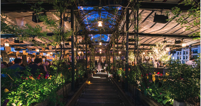 The best rooftop bars in NYC-Gallow Green