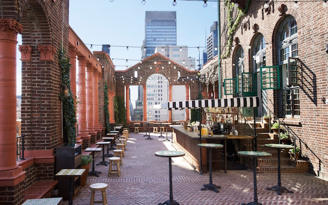 The best rooftop bars in NYC Summer 2016- Pod 29-Pod 39