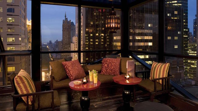 The best rooftop bars in NYC Summer 2016-Salon the Ning