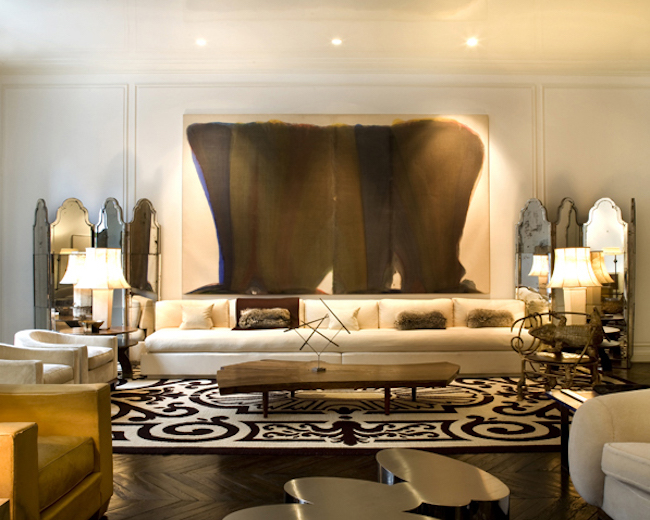 Luxurious Homes by Pamplemousse DesignNY-Upper East side Mansion luxurious homes Luxurious Homes by Pamplemousse DesignNY 4