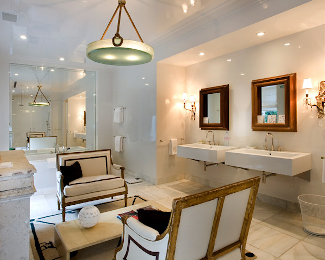 Luxurious Homes by Pamplemousse DesignNY-Upper East side Mansion luxurious homes Luxurious Homes by Pamplemousse DesignNY 5