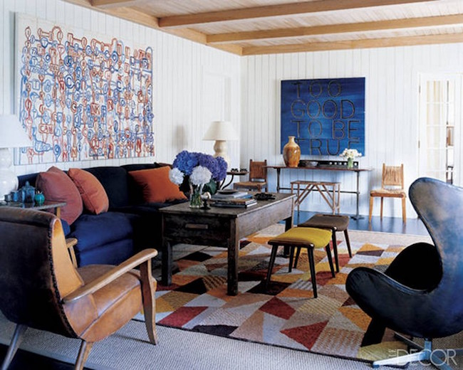 Show Stopping Rugs for Modern Homes