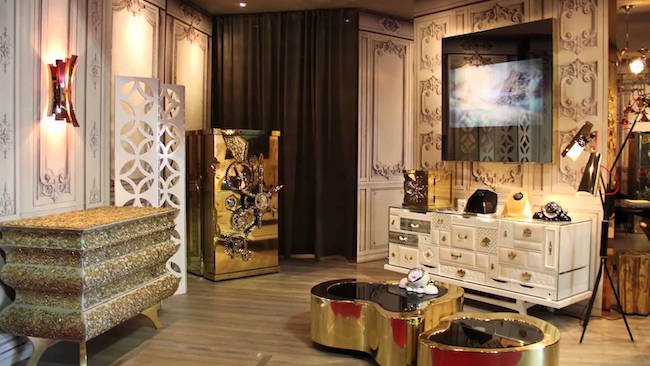 Top 6 Furniture Exhibitors at Maison et Object Paris 2016-BOCA DO LOBO Maison et Object Paris 2016 Top 6 Furniture Exhibitors at Maison et Object Paris 2016 2